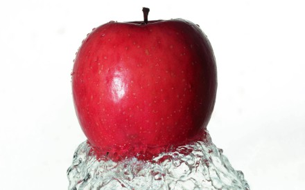 Red Apple Wallpaper Calories Nutrition Facts